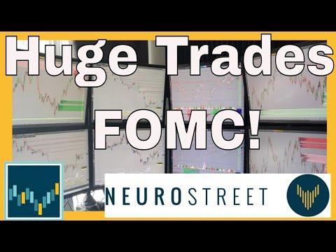 Huge Trades FOMC!