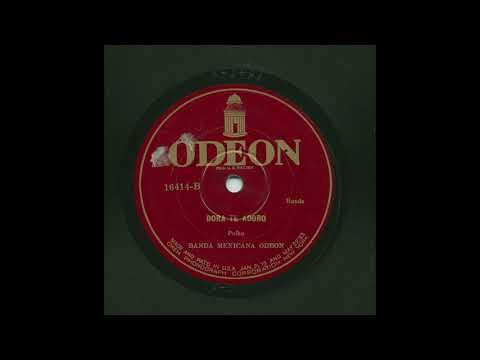 Banda Mexicana Odeon - Dora Te Adoro - Odeon 16414-B