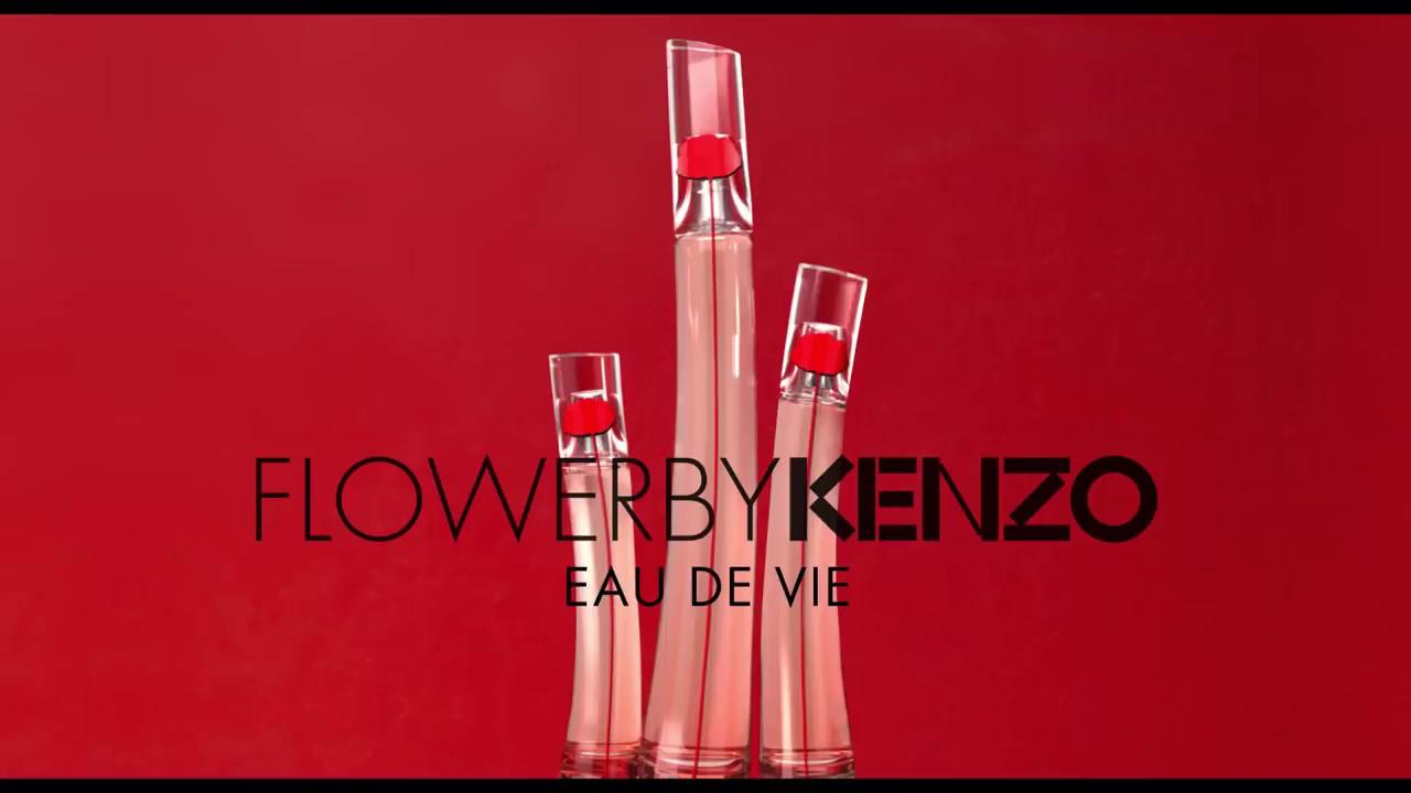 Eau Flower Vie De Parfum Kenzo By Aq3jR54L