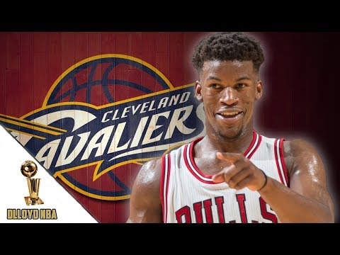 Cavs In Trade Talks For Jimmy Butler!!!