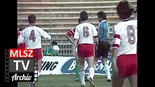 Magyarország-Málta | 1-1 | 1989. 04. 12 | MLSZ TV Archív