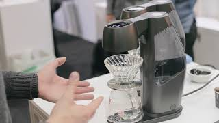 Hiroia Samantha Pourover Brewer at Specialty Coffee Expo