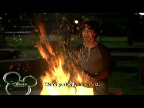 Wouldn't Change A Thing - Camp Rock 2 The final jam (Official video+lyrics)