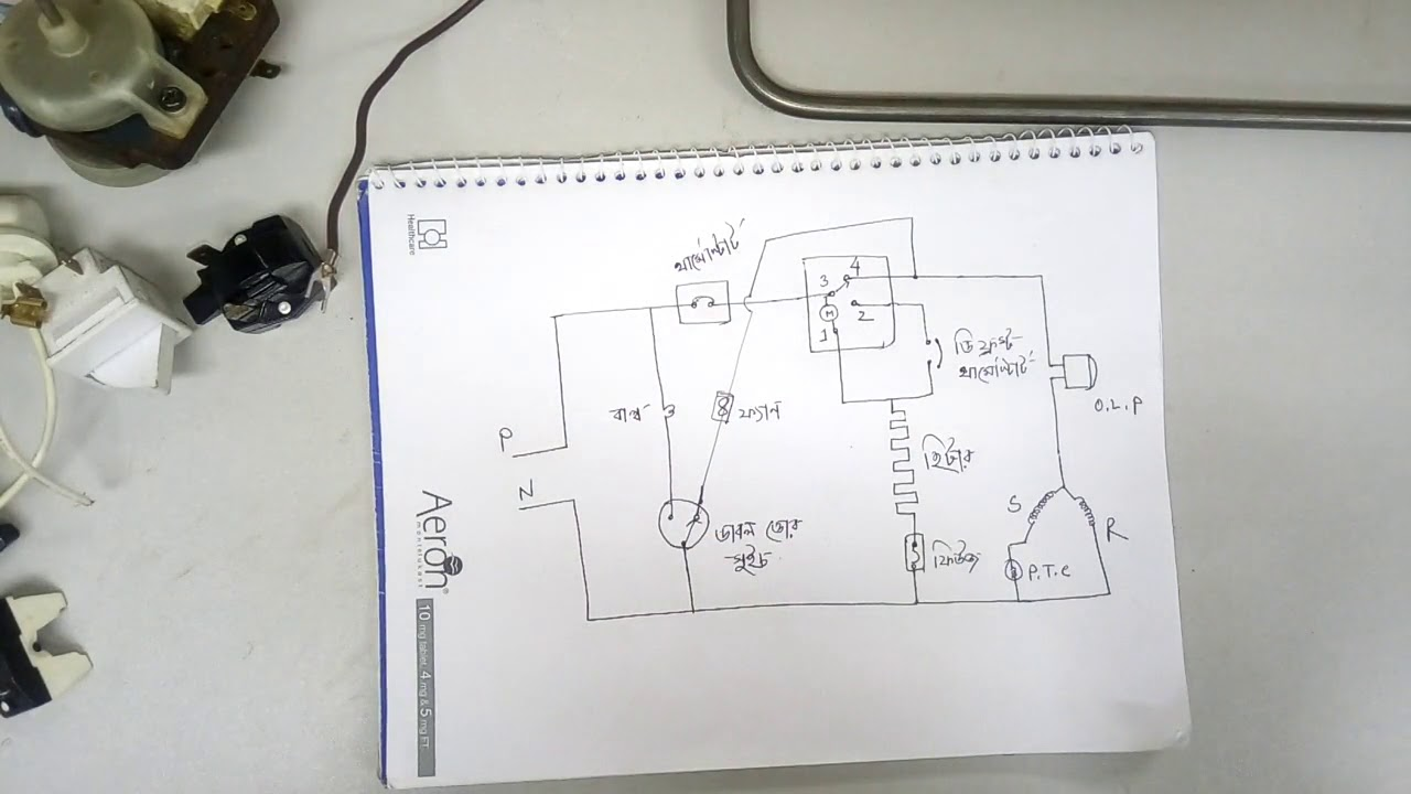 Amana Defrost Timer Diagram Free Download Wiring Diagrams Pictures