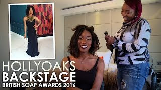 Soap Awards Style Stealer: Rachel's Egyptian Look