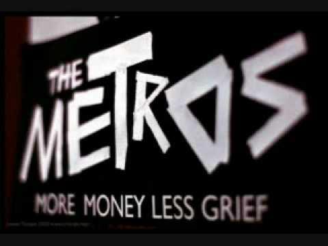 The Metros - Live at The Roadmender, Northampton
