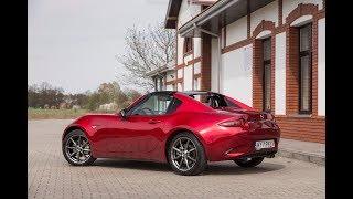 Mazda MX 5 RF test PL Pertyn Ględzi