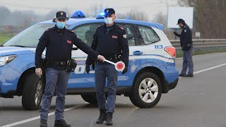 video: 'Like a wartime curfew':  Inside Italy's coronavirus quarantine zone