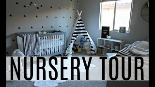 NURSERY TOUR ♡ | Baby Boy