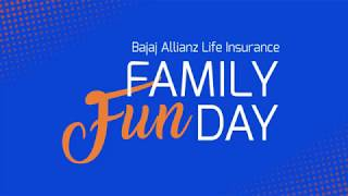 Family Fun Day - A Family Initiative to Build Relationships by Bajaj Allianz Life Insurance