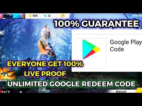 How to get free google redeem code live proof || How to get free google play card 100% guarantee