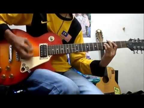 (Gintama Opening 1) Tommy Heavenly6 - pray [Guitar cover]