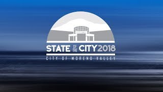 Gambar cover City of Moreno Valley - State of the City Promo