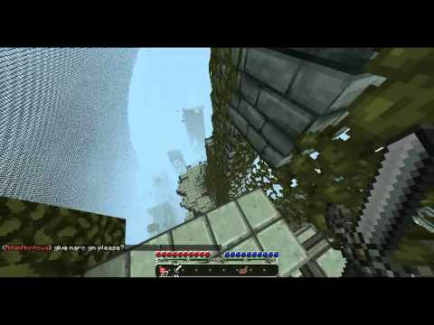Minecraft Hunger Games 2 | The Tallest Tower Imaginable ! [Part 1]