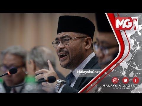 TERKINI : 'Macamlah Menteri Agama Ini Bodoh Sangat' - Mujahid thumbnail