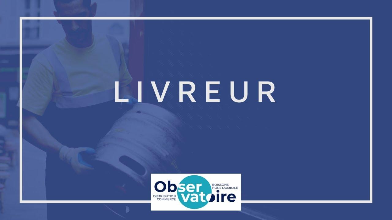 Le Métier De Chauffeur Livreur Au Sein D Un Distributeur Grossiste En Boissons