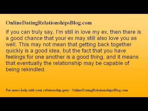 How To Rekindle With An Ex
