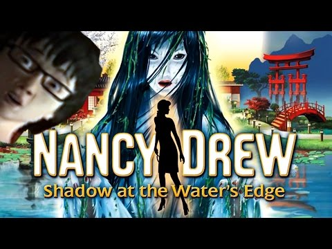 GHOSTS!!! - Shadow at the Water's Edge #1 (Nancy Drew Game Let's Play/Playthrough)