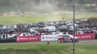 World Rallycross, Lydden Hill 2016 - Supercar Final
