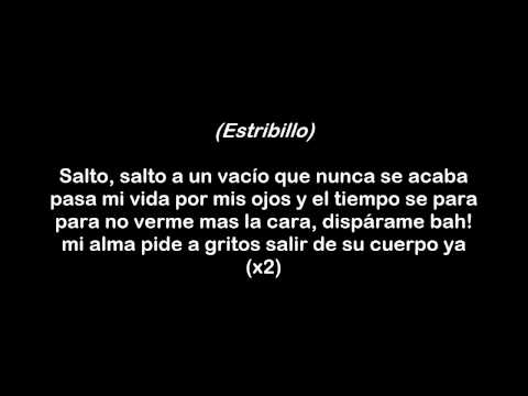 Porta Nota de Suicidio con Soma Letra HD - YouTube