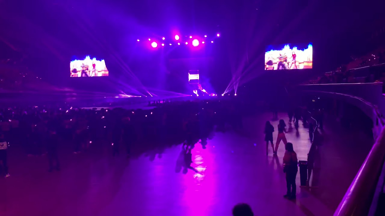 Blackpink LA arena concert 4.17.2019 - YouTube
