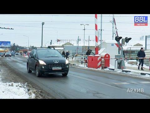 БОЛЬШАЯ БАЛАШИХА ЛАЙФ (BBL). Транспортная эстакада на переезде ст.Салтыковская