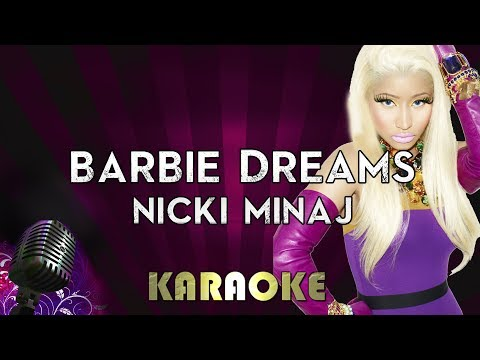 Nicki Minaj - Barbie Dreams | Karaoke Version Instrumental Lyrics Cover Sing ALong