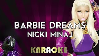 Nicki Minaj - Barbie Dreams | Karaoke Version Instrumental Lyrics Cover Sing ALong