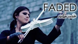FADED (Alan Walker) 💿 en Violín! Martha Psyko