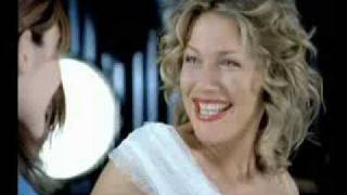 Danone vitasnella commercial for italy starring russian actress and tv presenter natasha stefanenko as she takes a blind test with her friends. director: fra...