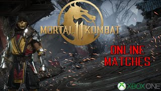 Download My First Online Fights Mortal Kombat X Online
