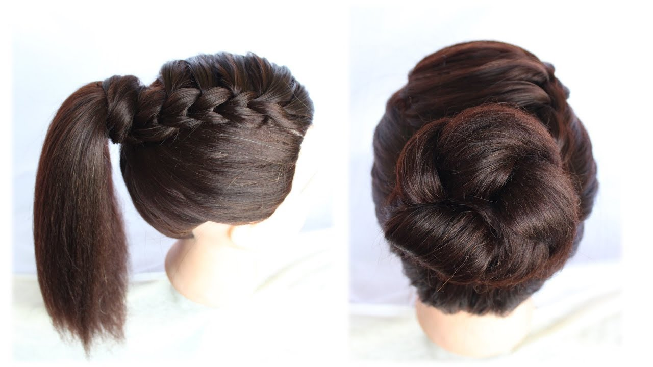 Hair Style Girl Hairstyle Natural Hair Styles Simple