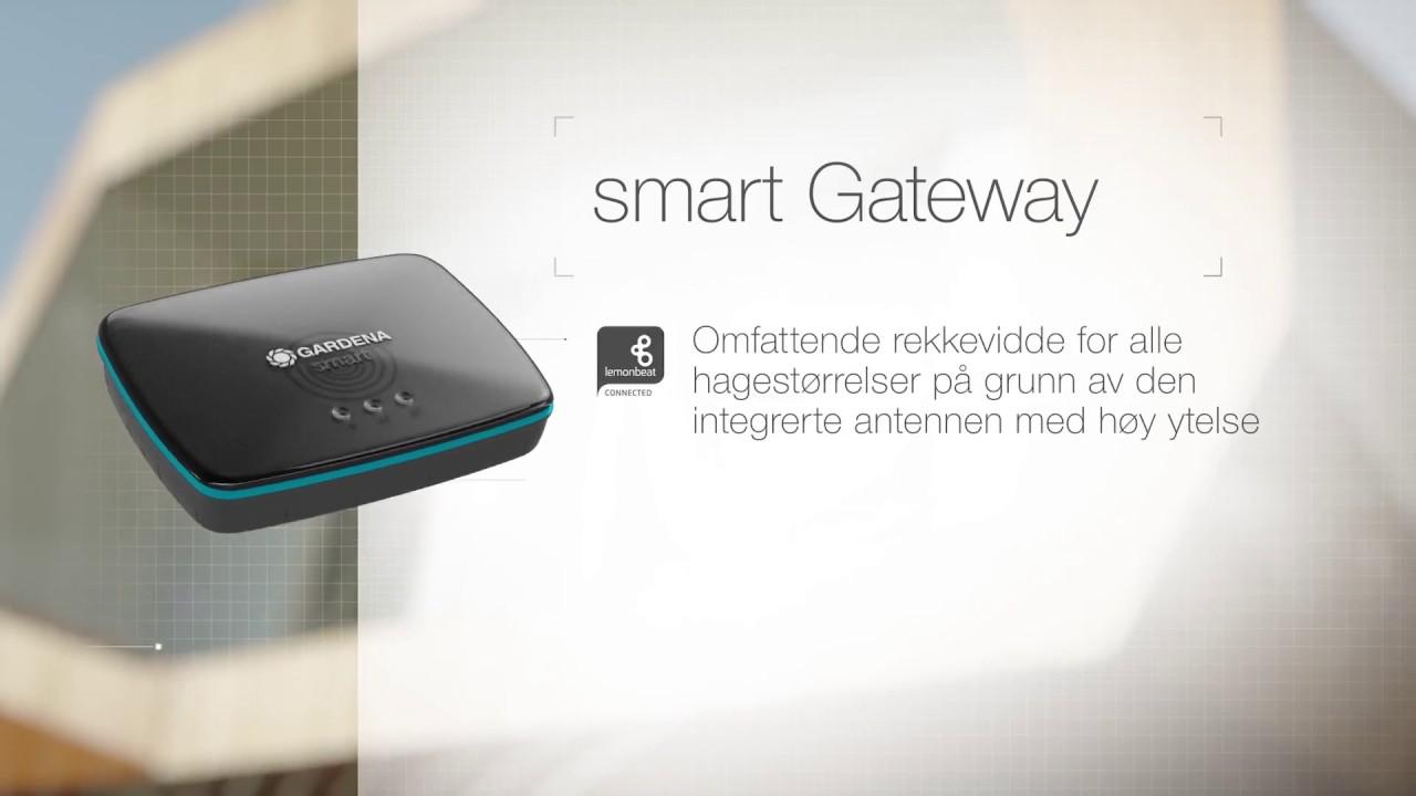 gardena smart gateway youtube. Black Bedroom Furniture Sets. Home Design Ideas