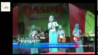 Video qasidah dangdut modern qasimah IBU download MP3, 3GP, MP4, WEBM, AVI, FLV November 2017