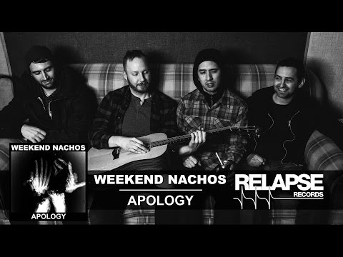 """WEEKEND NACHOS - """"Writhe"""" (Official Track)"""