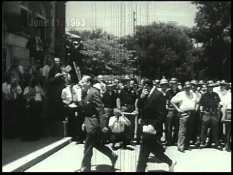 Gov. Wallace Attempts to Block Integration - June 11, 1963