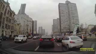 DRIVECAM S500 Day Moscow Arbat