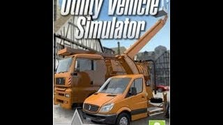 Utility Vehicles Simulator 2012 Gameplay HD widescreen