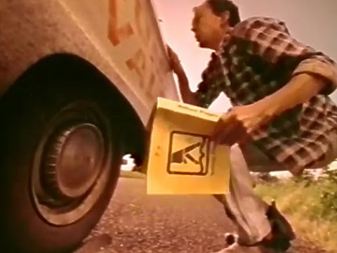 Yellow Pages Australia If Your Car Breaks Down On A Hill 1996 TV Commercial HD