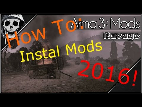how to make an arma 3 addon