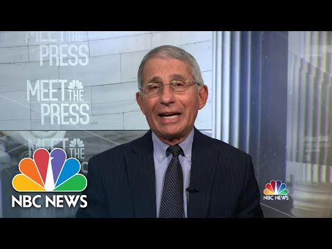 Full Fauci Interview: 'We're Going To Have To Do The Kinds Of Restrictions We Would Have Liked To'