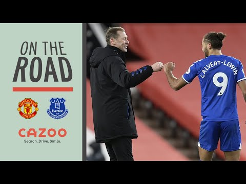 Download BEHIND THE SCENES AT OLD TRAFFORD   ON THE ROAD: MANCHESTER UNITED V EVERTON