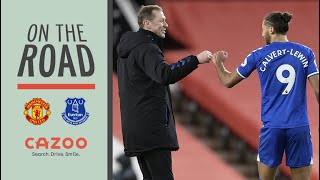 BEHIND THE SCENES AT OLD TRAFFORD | ON THE ROAD: MANCHESTER UNITED V EVERTON