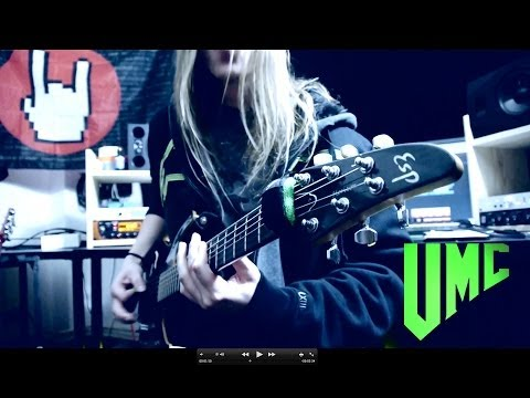 Pharrell Williams - Happy (HD) [Metal Cover by UMC]