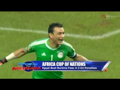 Sports This Morning: Analysing Egypt's Victory Against Burkina Faso Pt 1