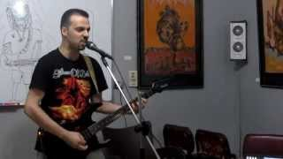 Aerials (Amon Amarth live cover)