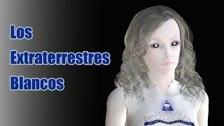 Los Extraterrestres Blancos