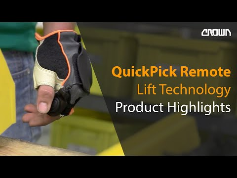 QuickPick Remote Lift Technology