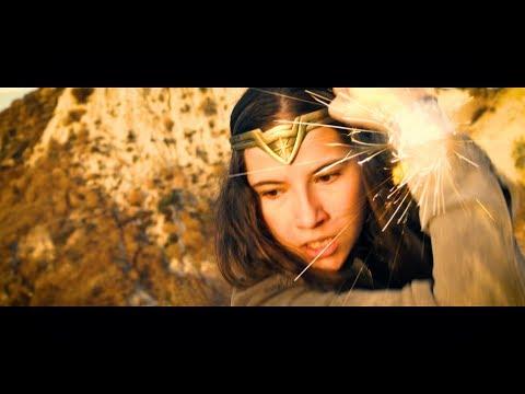 Teen Titans Wonder Woman (Justice League Live Action fan film)