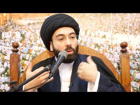 Will my Faith Stay Intact?--Sayed Mahdi Modaressi -Night 20-Ramadhan 2017